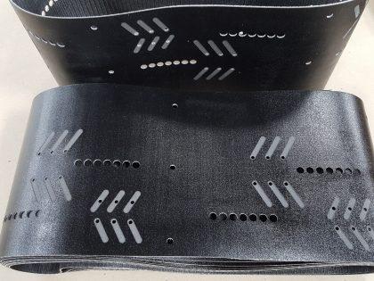 Vacuum belt ZU 840-832-841