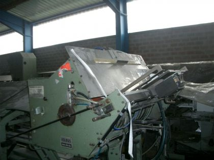 SU 630 Jacketing machine