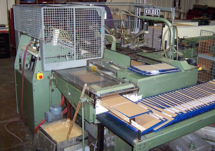 da 36 case maker print finishing partners rh printfp com Kolbus Parts Kolbus Parts