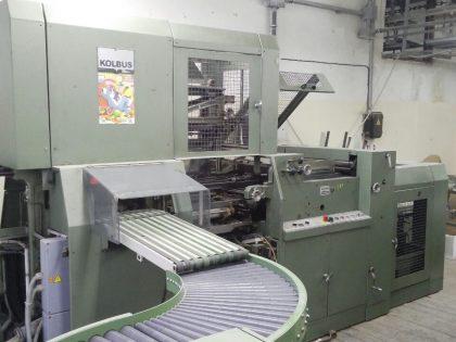 EMP 45 Casing-in and Building-in Machine