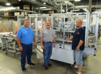 Ripon Printers Acquires State-of-the-Art Hang 255-10 Drill