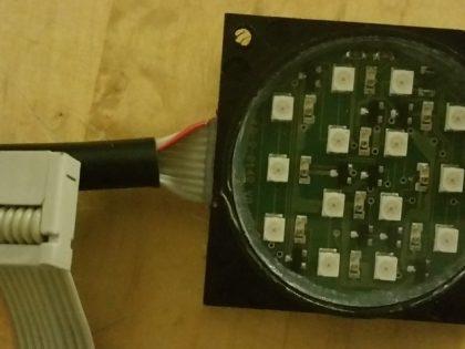 OSC Sensor, round