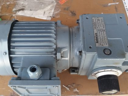 Gearbox Motor for three-knife trimmer
