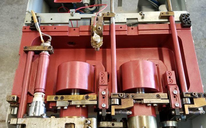 Kolbus KM 473 PUR glue pot rebuild