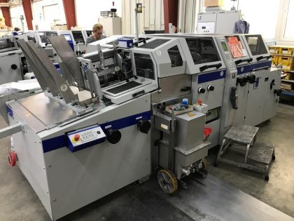 Kolbus DA 260 Case-maker