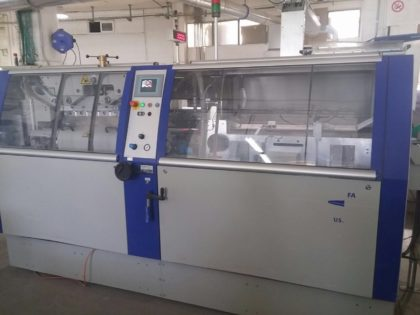 FA 650 front edge cutting machine
