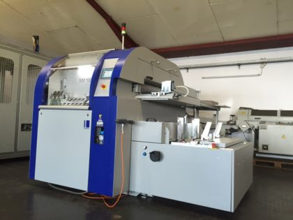 NM 100 Groove cutting machine