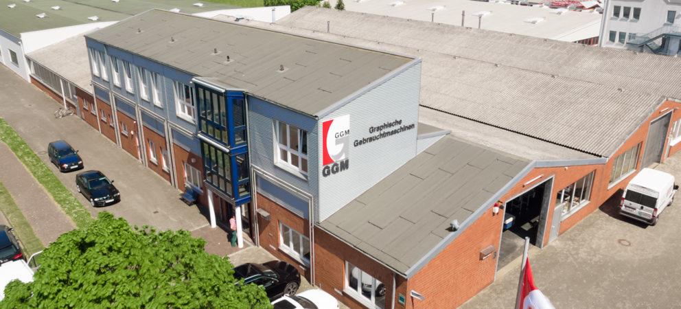 Exclusive partnership between GGM, a German equipment dealer and PFP