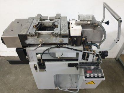 Hotmelt side glue unit for MM binder