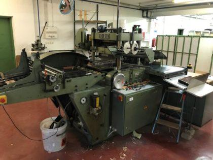 PE 70 Embossing Press