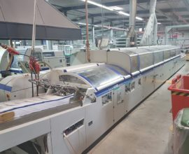 KM 411.C Public Perfect Binding Line