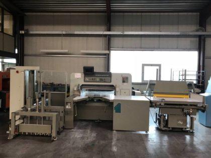 EMC 115 Monitor Paper Cutter