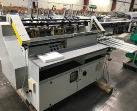 VEA 520 Tipping and Inserting Machine