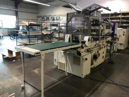 PE 312 Embossing and Stamping Machine