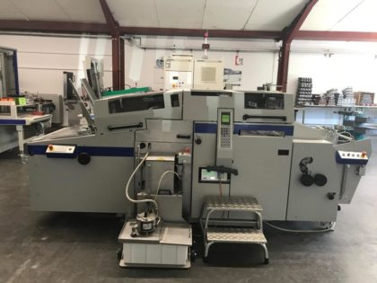 SA 260 Case Lining Machine