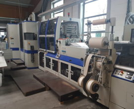 BF 530 casing-in line, up to 70 cycles/min