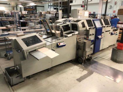 DA 270 case-maker with center strip cutting device