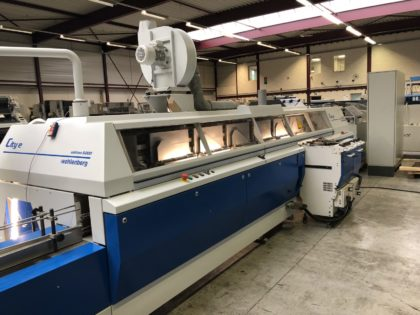 City E 6000 Perfect Binding Line