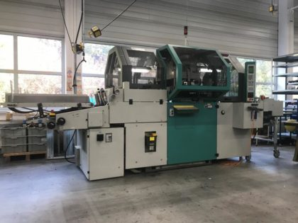 PE 312 Embossing & Stamping Machine