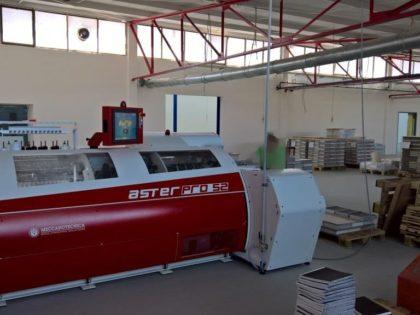 Aster PRO/52 Sewing Machine