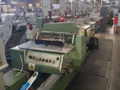 Prima Plus Saddle Stitcher