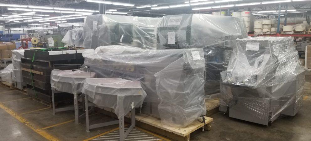 VBF Diamant line shipped! - Print Finishing Partners