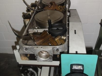 Hotmelt side glue unit for KM 472