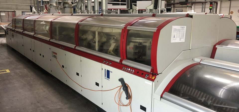 PFP has closed the deal on a 2014 Kolbus High-Speed Perfect Binder