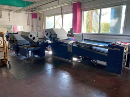 Pocket Folding Machine T 800