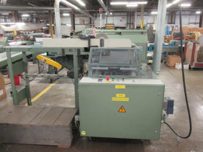 TR 160 Book Saw