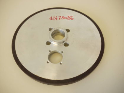 Pressing disc