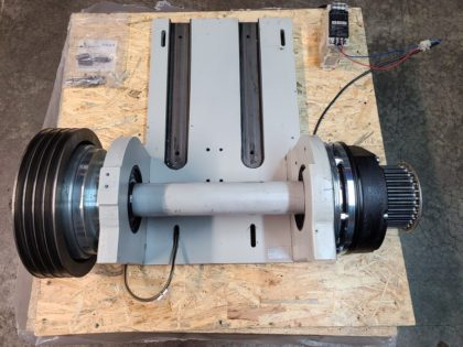Brake-clutch assembly