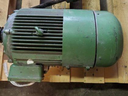 Main motor