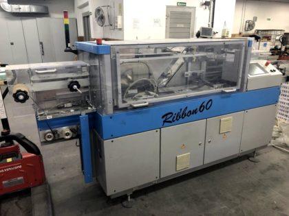 Ribbon 60 Inserting Machine