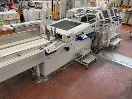 DA 270 Case-maker with Inline Board Cutter!