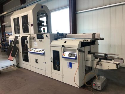 EMP 596, 60 cycle Casing-in Machine