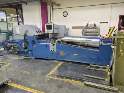 Folding Machine K 800.8/4 S-KTZ