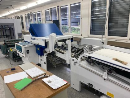 Folding Machine M80-1-PB 80/4