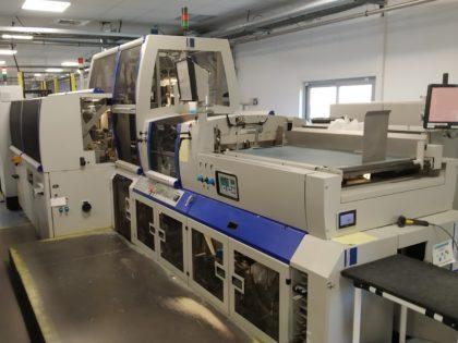 EMP 511 Casing-in and Building-in Machine