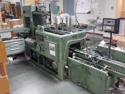 EMP 36 Casing-in Machine