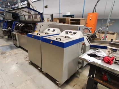KM 600 Perfect Binding Line
