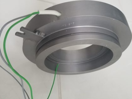 Coil for clutch main drive Three-knife trimmer