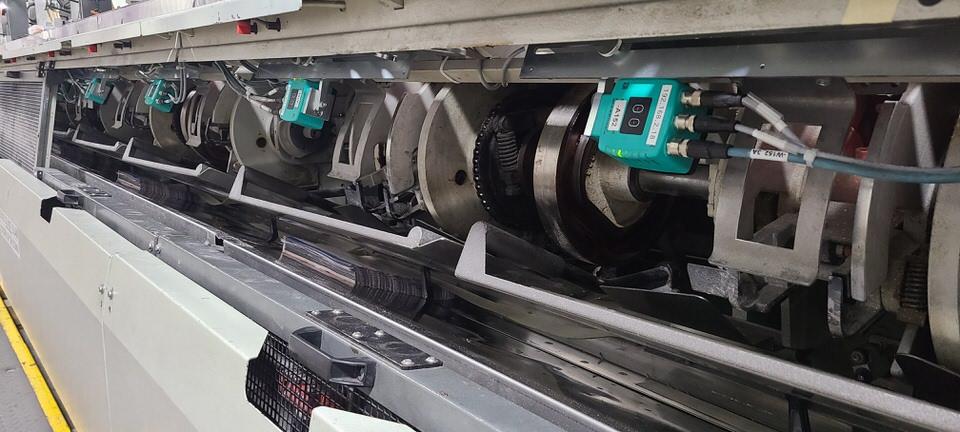 DGR Camera Installation at Walsworth-Ripon