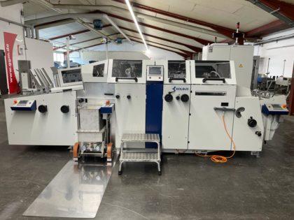 DA 260 Case-maker – Showroom machine!