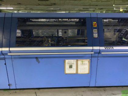 Vesta Jacketing Machine