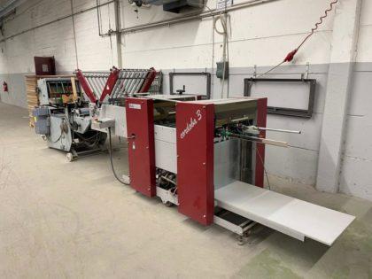Cordoba PA Creasing and Folding Machine