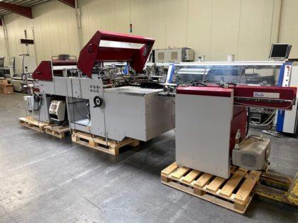 SAB 100 Creasing and Folding Machine