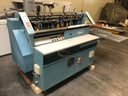 VEA 520 K Tipping and Inserting Machine